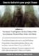 Cherche Guitariste pour Projet Epic Stoner / Doom autour de l'oeuvre de Tolkien