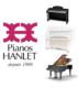 Pianos HANLET S.A.S. cherche Conseiller-Vendeur