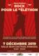 7ème festival Rock pour le Téléthon - Salle Jean Cocteau - 07/12/2019 20:00