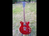 GUITARE FIRST ACT DELIA 540 CE ROUGE CABERNET