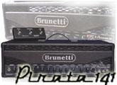 Test de la tête d'ampli Pirata 141 de Brunetti