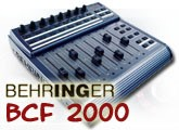 Test de la BCF 2000 de Behringer