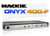 Test de l'Onyx 400-F