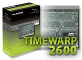 Test du TimeWarp 2600 de Way Out Ware