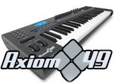 Test de l'Axiom 49 de M-Audio