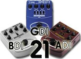 Test des GDI-21, BDI-21 & ADI-21 de Behringer