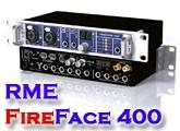 Test de la RME FireFace 400