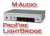 Test de la ProFire LightBridge de M-Audio