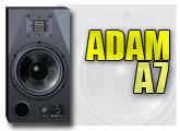 Test des ADAM A7