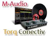 Test de Torq et Conectiv de M-Audio