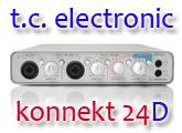 Test de la konnekt 24D de TC Electronic