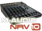 Test de la NRV-10 de M-Audio