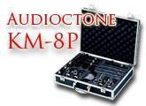 Test du KM-8P d'Audioctone