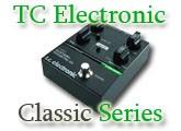 Test des pédales Classic Series de TC Electronic