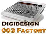 Test de la Digidesign 003 Factory