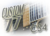 Test de la CS4 de Custom 77