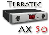 Test de l'AX 50 USB de Terratec