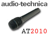 Test du AT2010 d'Audio-Technica