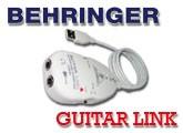 Test du Guitar Link de Behringer