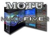 Test de MachFive 2 de MOTU