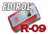 Test du R-09 d'Edirol