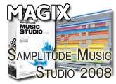 Test de Samplitude Music Studio 2008