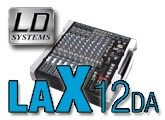 Test de la LAX12DA de LD systems