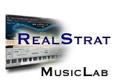 Test de RealStrat de MusicLab