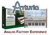 Test de l'Analog Factory Experience d'Arturia