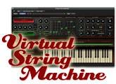 Test de la Virtual String Machine de GForce