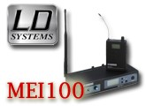 Test du MEI 100 de LD Systems