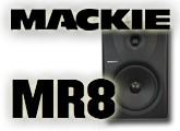 Test des MR8 de Mackie