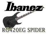 Test de l'Ibanez RG420EG-SBK