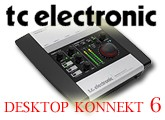 Test de la Desktop Konnekt 6 de TC Electronic