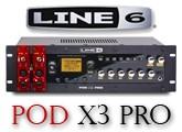 Test du POD X3 Pro de Line 6