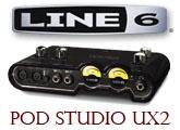 Test du POD studio UX2 de Line 6