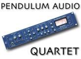 Test de Quartet de Pendulum Audio