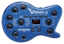 Behringer V-amp 2 multi-effects processor