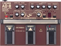 Boss AD-6 Guitar Effects