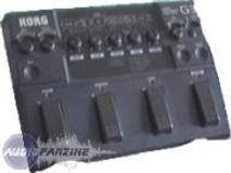 Korg G3 - Guitar Performance Processor