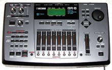 Boss BR-8 Digital Multi-Track Studio