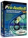 Cakewalk Pro Audio 8