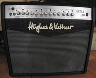 Hughes and Kettner Attax 100