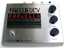 Electro-Harmonix Frequency Analyser