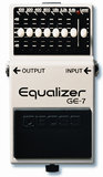 Boss GE-1 Equalizer