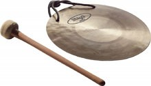 "Stagg Wind Gong 8"" with Beater"
