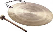 "Stagg Wind Gong 14"" with Beater"