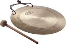 "Stagg Wind Gong 12"" with Beater"