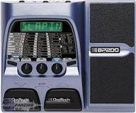 Digitech BP200 Modeling Bass Processor