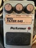 DOD Wah Filter 545